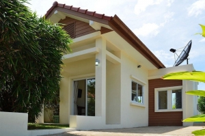 S1793: KOH SAMUI VILLA FOR RENT BY THE BEACH