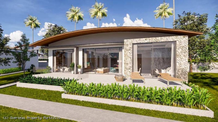 S1795: KOH SAMUI VILLA FOR SALE IN QUIET LOCATION