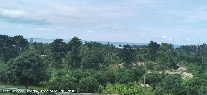 S1852: 2.93 RAI KOH SAMUI LAND FOR SALE IN GREAT LOCATION