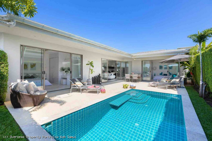 S1867: PEACEFUL KOH SAMUI VILLA FOR RENT
