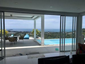 S1872: KOH SAMUI VILLA WITH SWEEPING PANORAMIC SEA VIEWS FOR SALE
