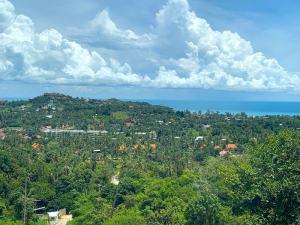 S1875: EXTRAORDINARY KOH SAMUI VILLA WITH STUNNING VIEWS FOR SALE