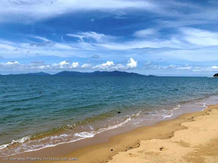 S1880: BEACHFRONT KOH SAMUI RESORT & RESTAURANT FOR SALE