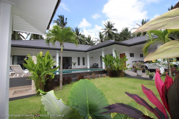 S1928: BEAUTIFUL KOH SAMUI VILLA FOR SALE