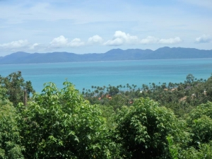 S1932: KOH SAMUI SEA VIEW LAND FOR SALE
