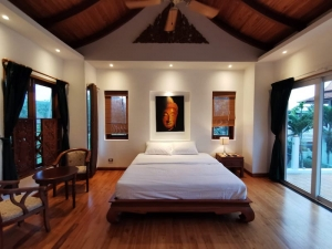 S720: KOH SAMUI VILLA 250 METERS FROM THE BEACH FOR SALE & RENT