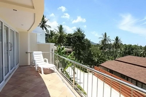 S1790: SEA VIEW KOH SAMUI APARTMENT FOR RENT