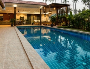 S1272: PRIVATE AND TRANQUIL KOH SAMUI VILLA FOR SALE