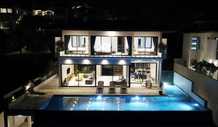 S1419: LUXURY KOH SAMUI VILLA FOR SALE WITH AMAZING VIEWS