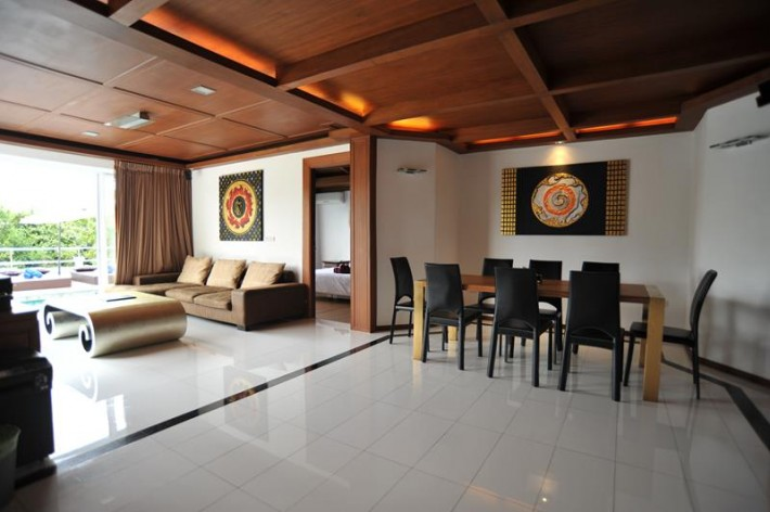 S507: KOH SAMUI VILLA FOR SALE WITH SEA VIEWS FROM ALL FLOORS