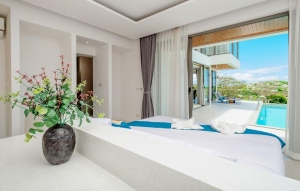 S1452: KOH SAMUI VILLA FOR SALE WITH 10 YEARS GUARANTEED 6% ROI NET