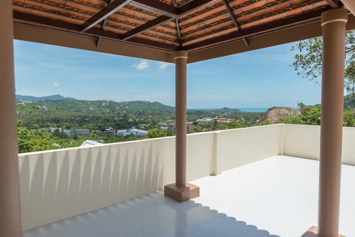 KOH SAMUI VILLA - SEA VIEWS