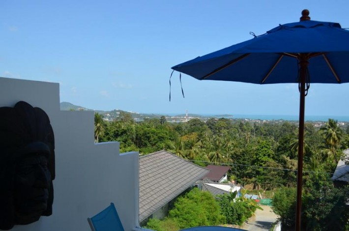 S936: KOH SAMUI SEA VIEW DUPLEX FOR RENT