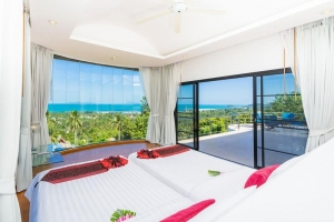 KOH SAMUI VILLAS - SUNSET VIEWS
