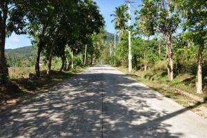 WALK TO SANTIBURI GOLF COURSE