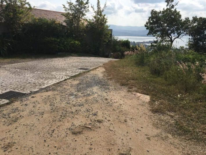 S1165: KOH SAMUI LAND PLOT FOR SALE WITH STUNNING 360 SEA VIEWS