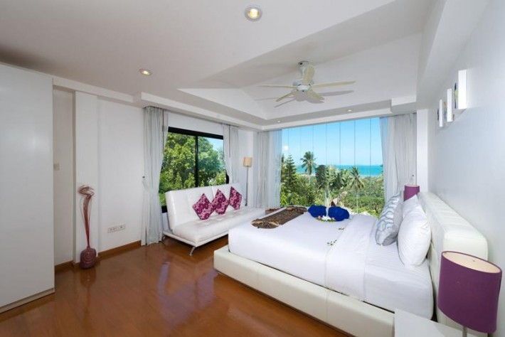 S1286: LUXURY KOH SAMUI VILLA FOR SALE WITH SUNSET VIEWS