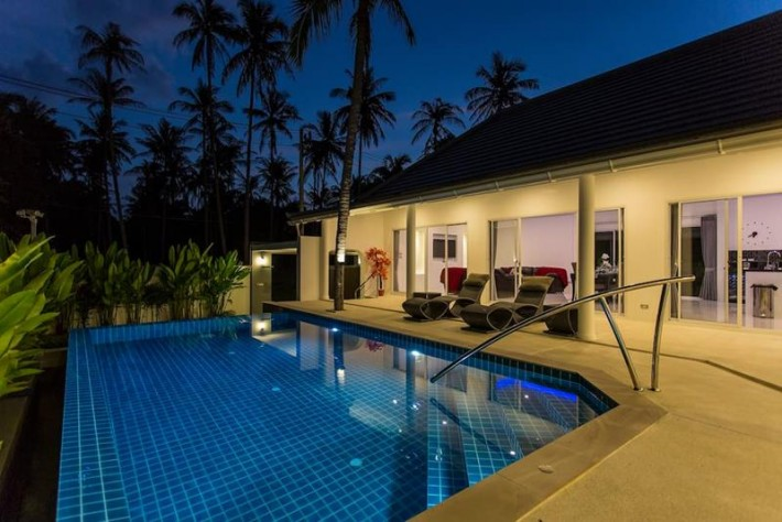 KOH SAMUI PROPERTY - NEAR THE BEACH