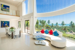 KOH SAMUI PROPERTY - VILLA NATHON NOW THAT IS A LI