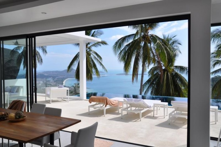 S1264: KOH SAMUI VILLA FOR RENT WITH STUNNING SEA VIEWS