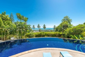 KOH SAMUI PROPERTY - VILLA NATHON POOL VIEW