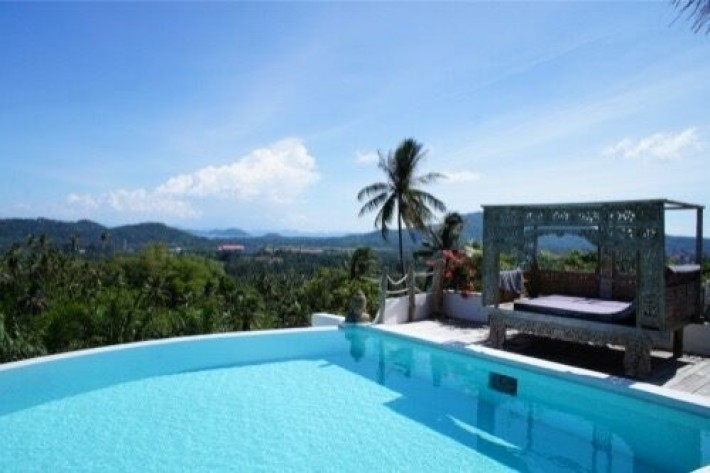S1145: 4 BEDROOM FAIRYTALE KOH SAMUI VILLA FOR SALE