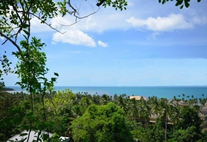 S1324: SEA VIEW KOH SAMUI LAND FOR SALE