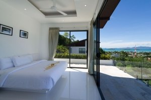 SAMUI RENTAL WITH SEA VIEWS