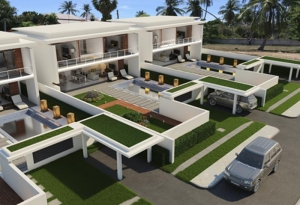 S959: MODERN CONTEMPORARY KOH SAMUI VILLAS FOR SALE