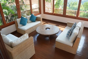 S1090: SEA VIEW VILLA FOR RENT
