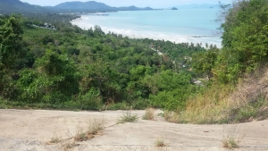S1025: 15 RAI SEA VIEW LAND FOR VILLA PROJECT