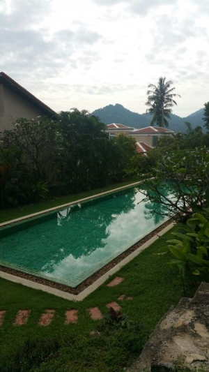 S1338: SEA VIEW KOH SAMUI TOWNHOUSE FOR SALE