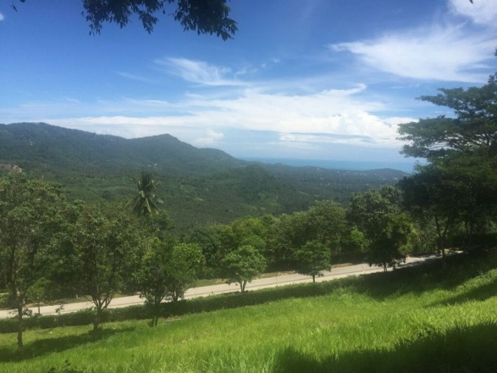 S1160: KOH SAMUI VILLA FOR SALE WITH INCREDIBLE PANORAMIC VIEWS